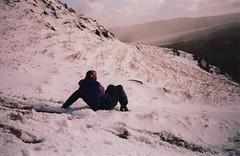 019 (fjordaan) Tags: snow lakes 1999 scanned gundula