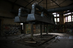 Beelitz Heilstätten (sensaos) Tags: urban abandoned germany deutschland decay exploring forgotten sanatorium exploration derelict abandonment trespassing ue urbex 2015 beelitz heilstätten sensaos