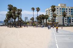 Santa Monica Beach (Panchenks) Tags: california beach us losangeles unitedstates santamonica