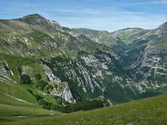 Escursionismo Sibillini - Fosso le Vene