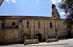 Astudillo (Palencia). Iglesia de San Pedro (santi abella) Tags: españa palencia castillayleón astudillo