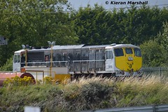 072 in Portlaoise PW, 21/8/15 (hurricanemk1c) Tags: irish train gm rail railway trains railways irishrail generalmotors portlaoise 2015 emd 071 072 iarnród éireann iarnródéireann portlaoisepw