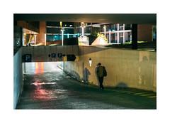 Alcntara, Lisboa (Sr. Cordeiro) Tags: street man portugal night 35mm ramp fuji lisboa lisbon parking tunnel subterraneo noite fujifilm f2 rua subterranean homem mir rampa estacionamento tnel alcntara 24n mir24n xpro1 camdiox rocalreducer
