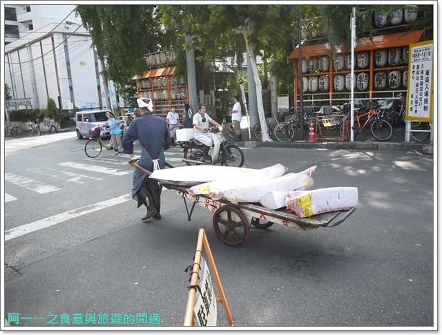 東京築地市場美食松露玉子燒海鮮丼海膽甜蝦黑瀨三郎鮮魚店image024