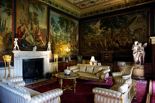 Nostell priory interior