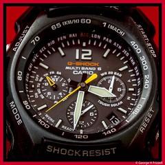 "Macro Monday ""As Long as It Ticks"" (toonarmy59) Tags: watch gshock ticktock macromondays aslongasitticks"