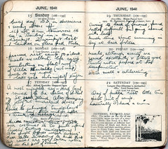 Week 025 June 15th  21st 1941 (richardmlevett) Tags: hurricane jerry malta b17 naples sicily blenheim convoy beaufort 1941 raf wimpy iti sliema valletta valetta airraid whitley luqa hmsnaiad wardiary takali siegeofmalta
