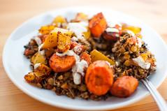 Consider it roasted (BGeoFoto) Tags: food curry carrots repast