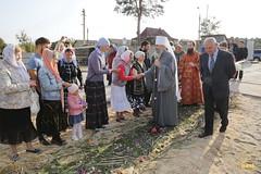 022. Patron Saints Day at the Cathedral of Svyatogorsk / Престольный праздник в соборе Святогорска