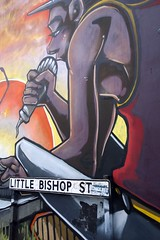 BS2 (pix-4-2-day) Tags: graffiti bristol street bishop wall facade sign strasenschild england art pix42day