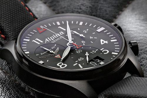 Alpina Watches Startimer Pilot Escuadron Limited Edition Ref AL - Buy alpina watches