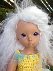 My sweet  tan littlefee Ante arrive :) 💖💖💖 (alina82roberts) Tags: bjd fairyland yosd tanante littlefeeante