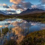 Loch Caol Reflections, Sligachan, Skye. thumbnail