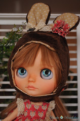 OOAK Kathe blue eyes