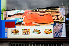 20151106-018 (sulamith.sallmann) Tags: food fashion trash germany advertising deutschland model essen europa feeding fastfood communication kommunikation bremen werbung deu reklame gastronomy imbiss lokal nahrung nahrungsmittel ernährung nutriment sulamithsallmann verständigung