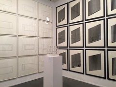 Donald Judds at Phillips (ty law) Tags: newyorkcity newyork prints donaldjudd parallelogram aquatints iterations phillipsauction cameraroll101815