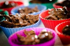 Crispy Landscape (yann.zitouni) Tags: food macro cookies dessert cornflakes