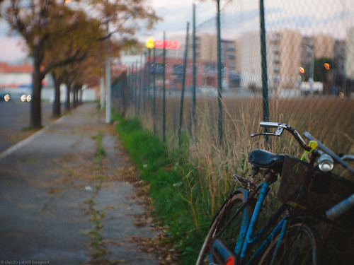 relaxed Bicycle