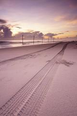 The Morning Sun (imran talib) Tags: seascape landscape sony malaysia kuala terengganu a5100