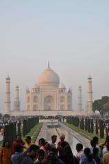 Taj Mahal (ceriser02074) Tags: nikon femme taj mahal amour vue inde merveille musulman d90 mausolee