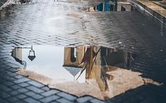 Marettimo - in un giorno di pioggia ( Peppedam -www.glam.vision) Tags: road street reflections rainyday sicily sicilia egadi marettimo nikkor85mm14 giuseppedamico nikond3
