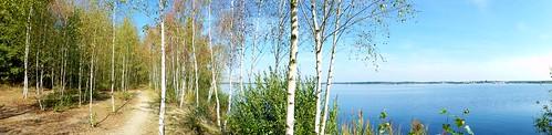Landschaftspark Cospudener See