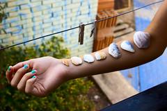 Brazo de mar (KARNATION) Tags: karnation brazo conchas mar pinzas uas nails