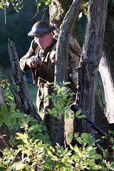 Fort_Seclin_2016_10_16_IMG_0201 (bypapah) Tags: papah fort fortification france nord seclin north 2016 reunion meeting militaire military reconstituionhistorique historicalreenactment