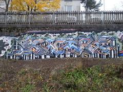 Fresh from Pispala (Thomas_Chrome) Tags: graffiti streetart street art spray can wall walls fame gallery hof pispala tampere suomi finland europe nordic legal