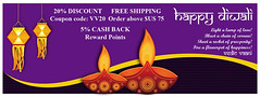 Deepawali Offers, Diwali Offers Best deals Vedic Vaani (vedicvaani) Tags: offers diwali deals best deepawali 20discount 5cashback free shipping reward points couponcode