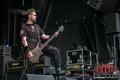 Vader at Gefle Metal Festival 2016 (annafabbriphotography) Tags: vader geflemetalfestival 2016 gvle festival deathmetal polishdeathmetal metal sweden