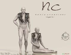 [NC] -  Elegant Fur - 25L TUESDAY!! (niki8901 - andycool90 ,Secondlife, Gor, Roleplay) Tags: gorean gor 25ltuesday 25l freebie gift slevents secondlife sl slfashion medieval fantasy niki8901 andycool90 nc noblecreations
