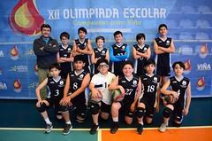 Col Compaia de Maria (BV) (Via Ciudad del Deporte) Tags: voleibol basica varones col compaia de maria vs esc adriano machado xii olimpiada escolar via ciudad del deporte 2016 ciudaddeldeporte viadelmar olimpiadas2016