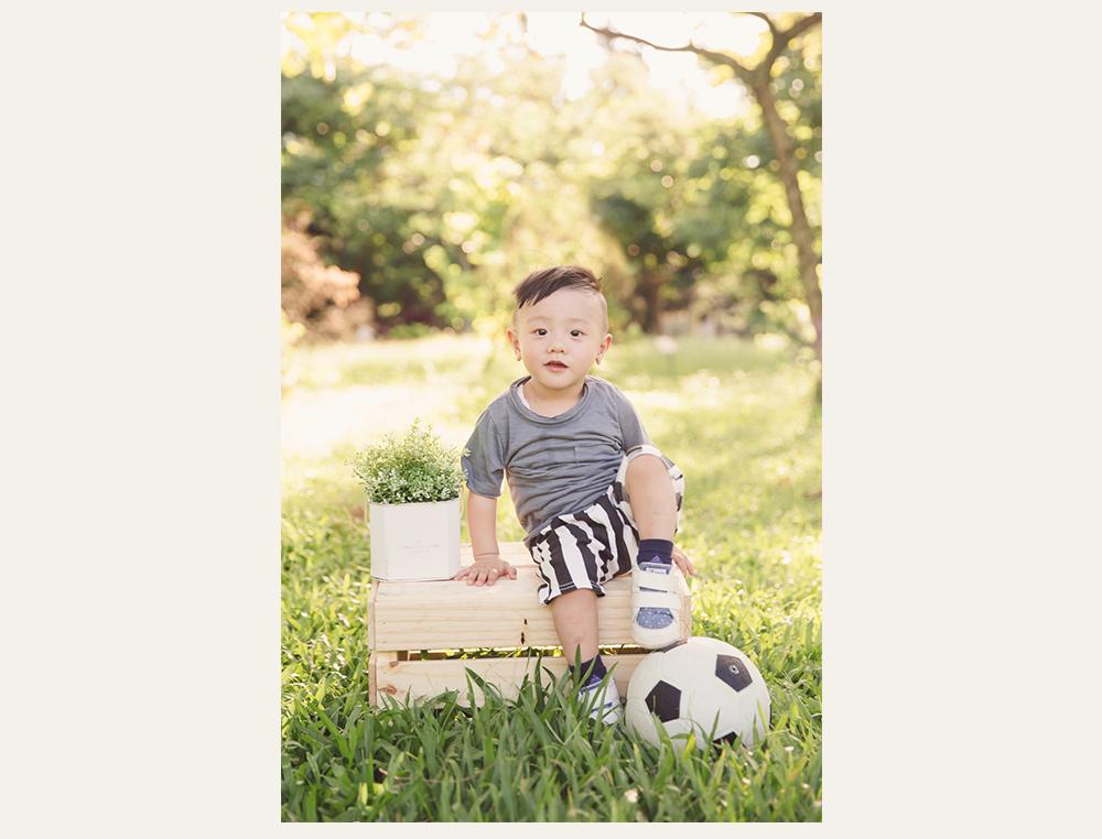 親子攝影寶寶照片
