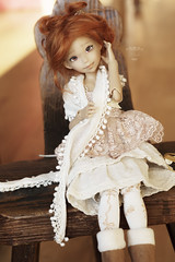 Veronica (meike) Tags: nena 02 reira atelier momoni artist bjd toffee skin love natural faceup
