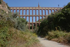 Eagle Aqueduct - ground level (Grumpys Gallery) Tags: eagleaqueduct nerja maro spain acueductodelaquila