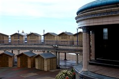 Seaside architecture ( Georgie R) Tags: bandstand sheds t16 eastbourne sussex