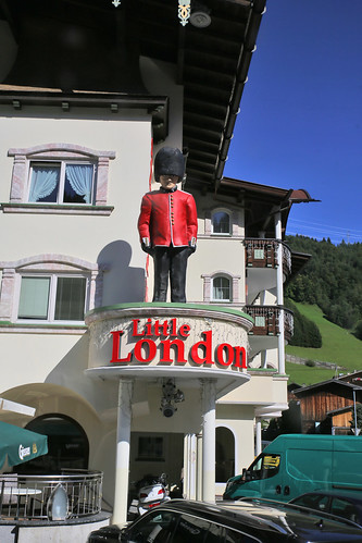 Little London, Gerlos, Austria