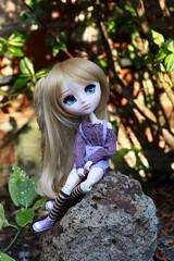 Nanami (Juju DollPassion) Tags: leeke wig eyes custo custom doll dolls tomoemami pullip
