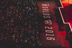 ROX vs SKT - Day 1 Semifinals (lolesports) Tags: worlds leagueoflegends worldchampionship worlds2016 knockoutstage semifinals lolesports lol corwd newyorkcity newyork usa