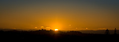 As the sun goes down (lizcaldwell72) Tags: sky hawkesbay newzealand sunset napier light