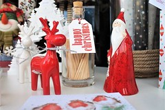 Snapdragon Christmas Mill Street Oakham Rutland 2016 (@oakhamuk) Tags: oakhaminbloom oakham christmas shop window competition rutland
