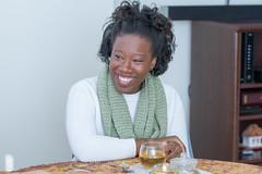 IMG_6188 (sabrinafvholder) Tags: women black african american natural hair ors commercial tea drinking girlfriends