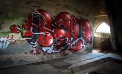 _DSC1380 (Under Color) Tags: leipzig graffiti lost places urban exploring leipsch walls