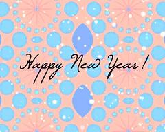 Happy New Year No. 1-2 (sandytaylornyc) Tags: happynewyear newyear happy greeting greetings holiday holidays digitalart sjt sandytaylor