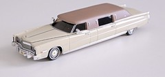 Cadillac 1978-76 Stretch Limousine (Jeffcad) Tags: cadillac eldorado limousine stretch 1978 1976 car 143 scale model mller hensel germany muse museum club sedan deville opera lamp conversion resin limo manufacturer coachbuilder handmade hachenburg professional unique