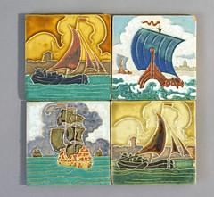 Ships bound for Northampton (robmcrorie) Tags: ships northampton bell co northmapton uk importers de porcelayne tile ceramic pottery history fles dutch holland netherlands