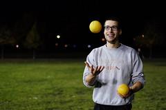 Stranger photo # 4 / 200, Richard (Jacques Lebleu) Tags: 100strangers stranger inconnu juggler jongleur parcjarry villeray montral
