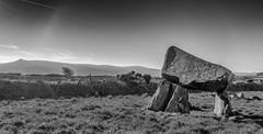 (DaoistNomad) Tags: burial chamber cromlech dolmen llechydribedd carningli