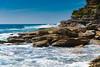 2016.11.26 Sydney-2 (kussmaul9) Tags: sydney bondibeach australia water beach rocks